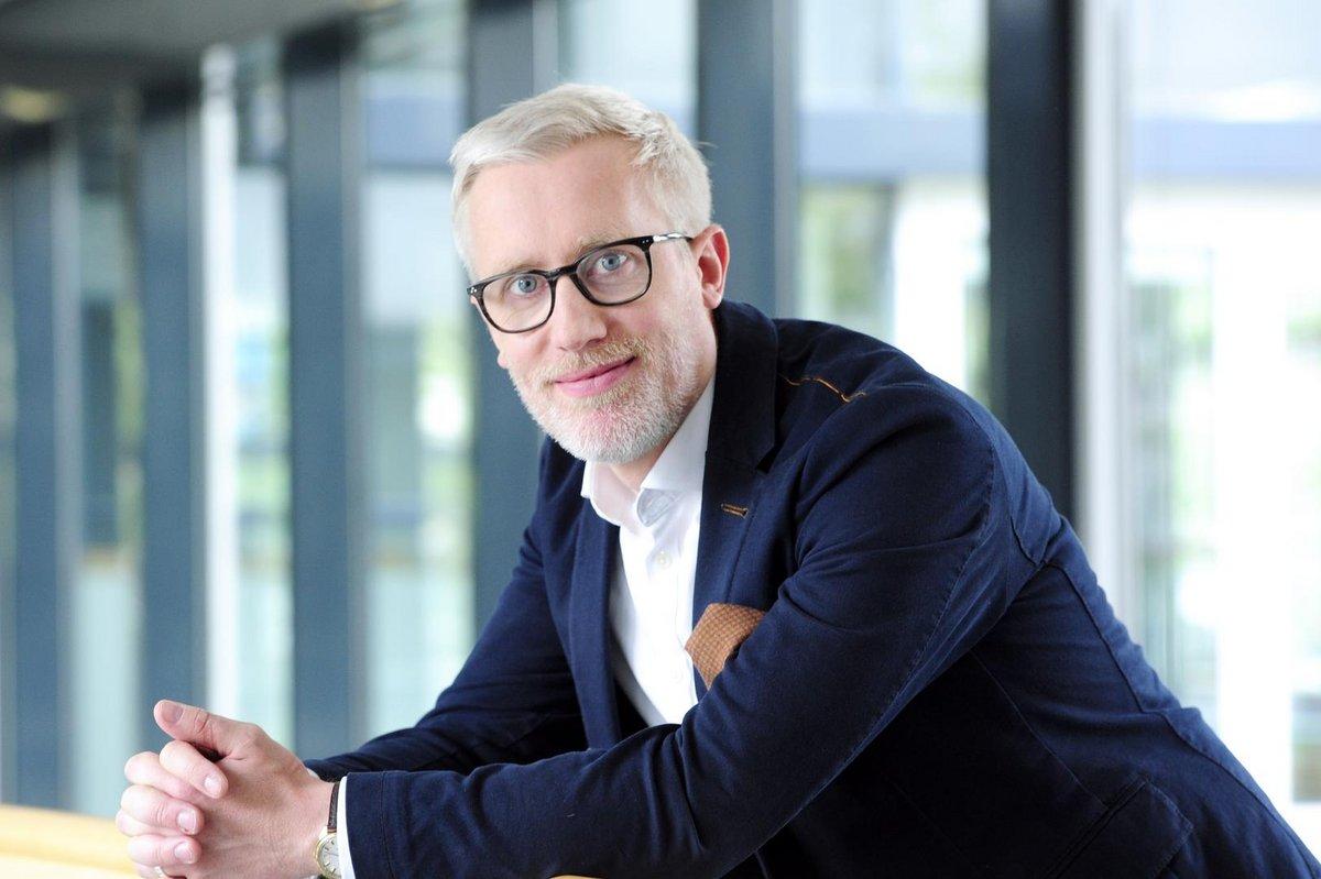 Ein Porträt vom Chef der Thüringer Staatskanzlei Prof. Dr. Benjamin-Immanuel Hoff
