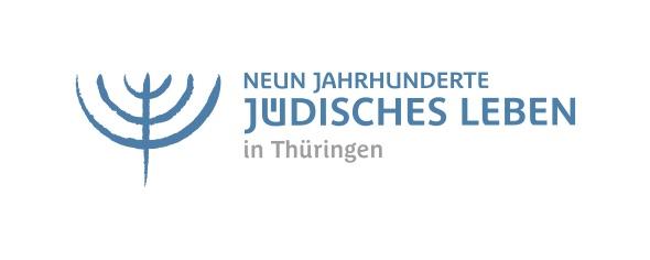 Logo des Themenjahres 900 Jahre Jüdisches Leben